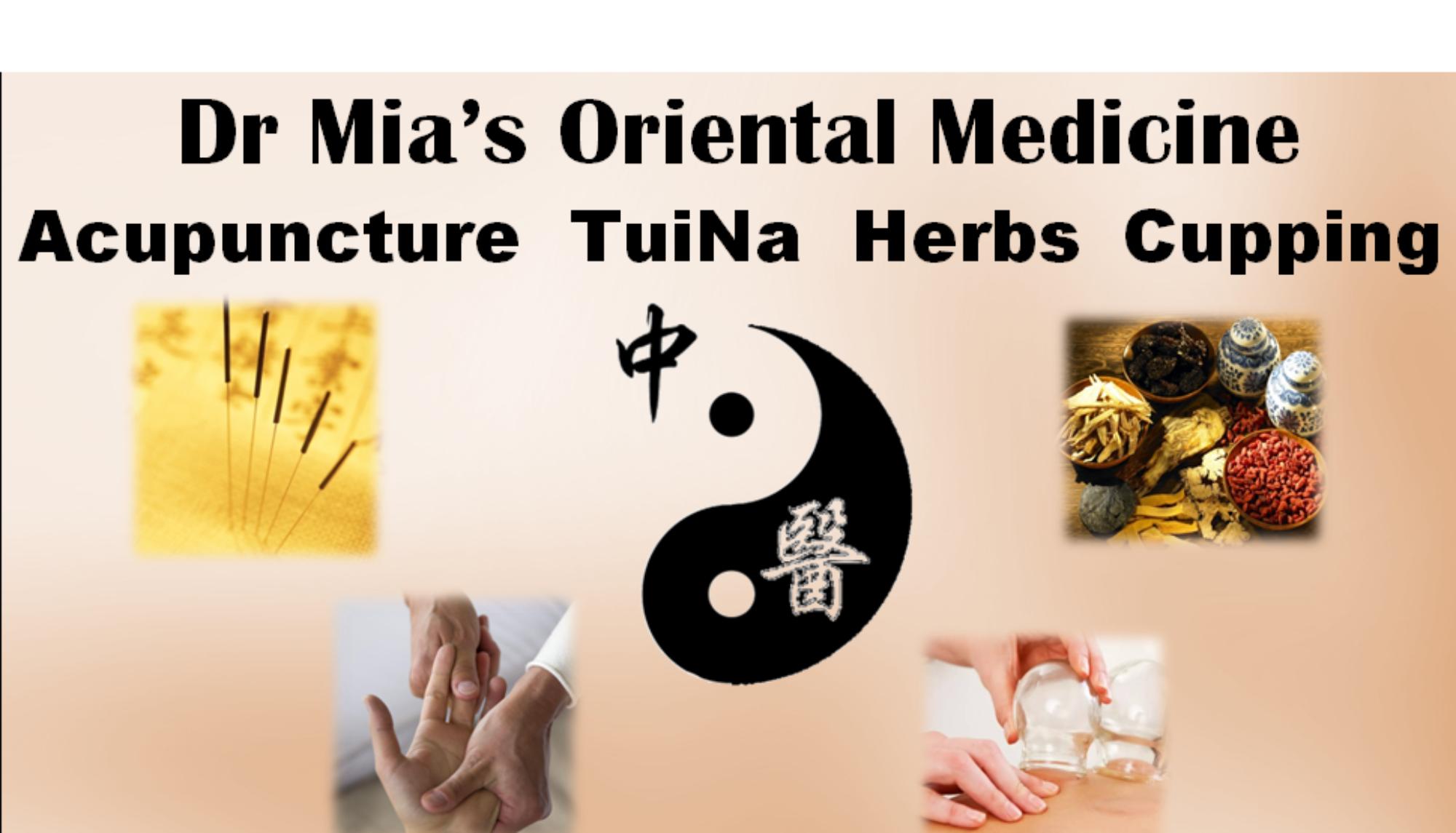 Dr Mia's Oriental Medicine